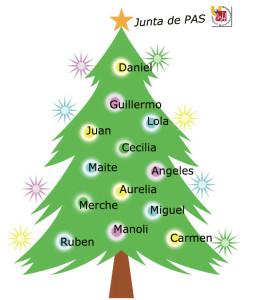 Junta de PAS 2014